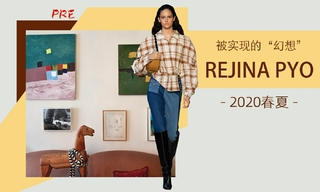 "Rejina Pyo - 被实现的""幻想""(2020春夏 预售款)"