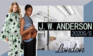 J.W.Anderson:未來中世紀之旅(2020春夏)
