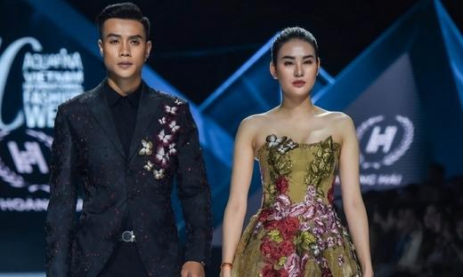 2019/20秋冬[Hoang Hai]越南时装发布会