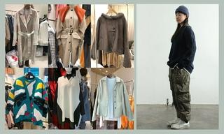 【韓國東大門】大衣|針織|領口