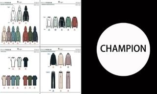 Champion -2020/21秋冬订货会(1.16)