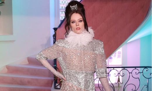 2020春夏高级定制[Ulyana Sergeenko]巴黎时装发布会