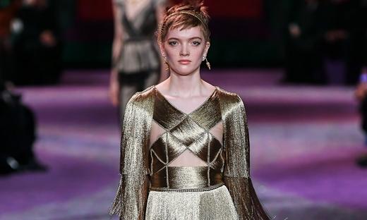 2020春夏高级定制[Christian Dior]巴黎时装发布会
