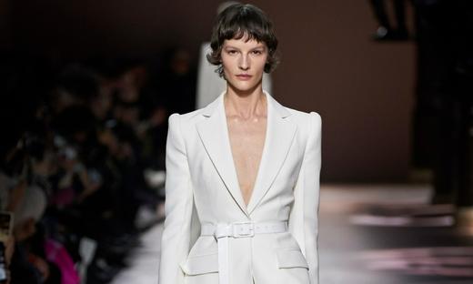 2020春夏高级定制[Givenchy]巴黎时装发布会