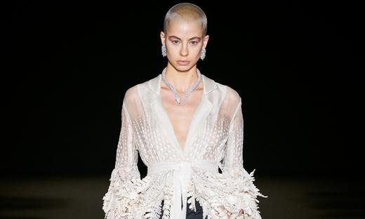 2020春夏高級定制[Rahul Mishra]巴黎時裝發布會