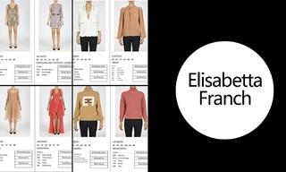 Elisabetta Franch-2020/21秋冬訂貨會(2.17)
