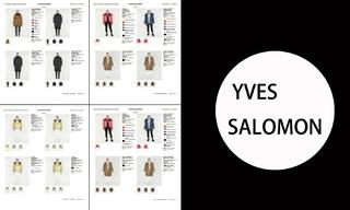 YVES SALOMON -2020/21秋冬訂貨會(3.5)
