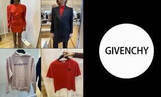 Givenchy- 2020秋冬訂貨會(3.3)