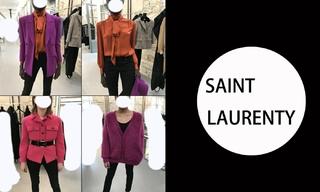 Saint Laurent-2020/21秋冬訂貨會(3.8)