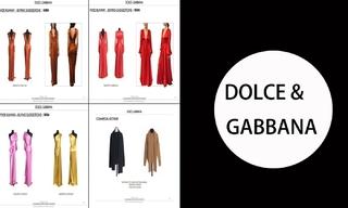 Dolce & Gabbana -2020/21秋冬訂貨會(3.8)