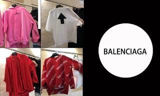 Balenciaga-2020/21秋冬訂貨會(3.8)
