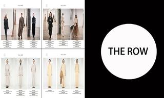 The Row-2020/21秋冬訂貨會(3.8)