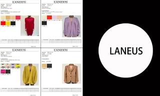 Laneus-2020/21秋冬訂貨會(3.11)