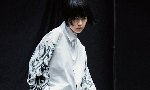 2020/21秋冬[B Yohji Yamamoto]東京時裝發布會