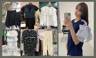 【韩国东大门】 T恤塑造|夏日上衣|裤子戏法