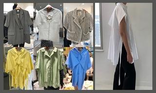 【韩国东大门】大女人风| oversized衬衫|高级中性色