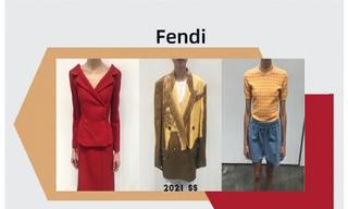 Fendi2021春夏订货会 - 2021春夏订货会
