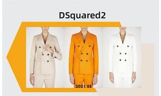DSquared22021春夏订货会 - 2021春夏订货会