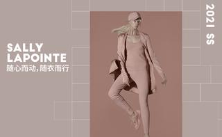 Sally LaPointe - 随心而动,随衣而行(2021春夏)