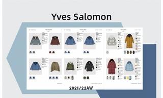 Yves Salomon - 2021/22秋冬订货会