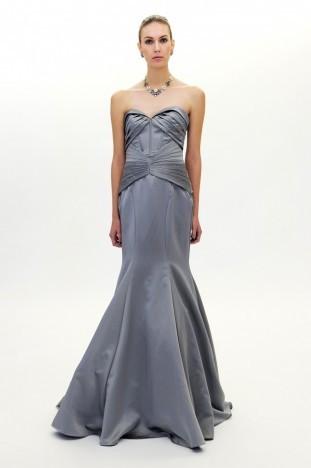 2015秋冬婚紗[Truly Zac Posen]紐約時裝發布會