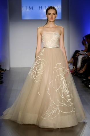 2015秋冬婚紗[Jim Hjelm]紐約時裝發布會