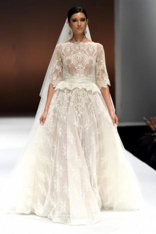 2015秋冬婚紗[ERSA atelier]紐約時裝發布會