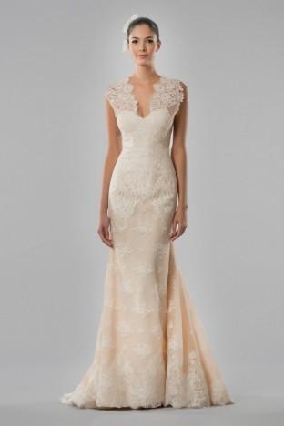 2015秋冬婚紗[Carolina Herrera]紐約時裝發布會